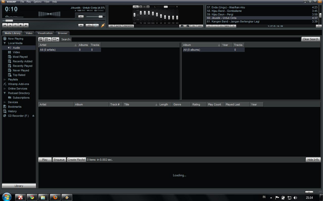 A Winamp alternative that's worth a look