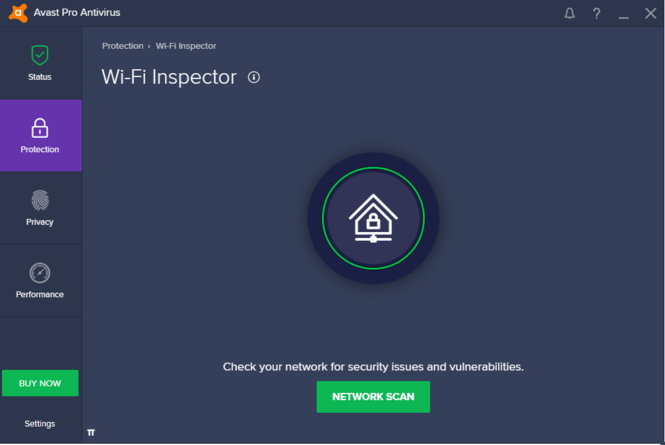 Avast Pro Antivirus 2017 Screenshot 3