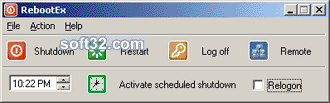 RebootEx Screenshot 3