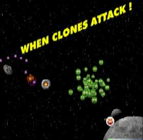When Clones Attack! Screenshot 1