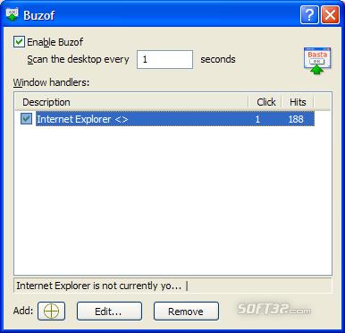 Buzof Screenshot 2
