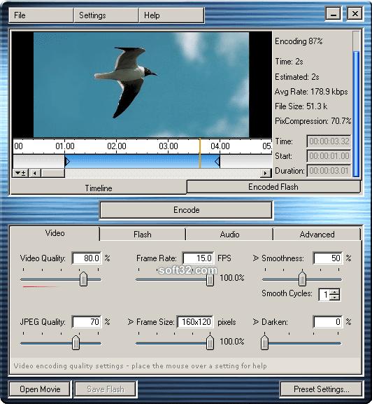 Turbine Video Encoder Screenshot 2