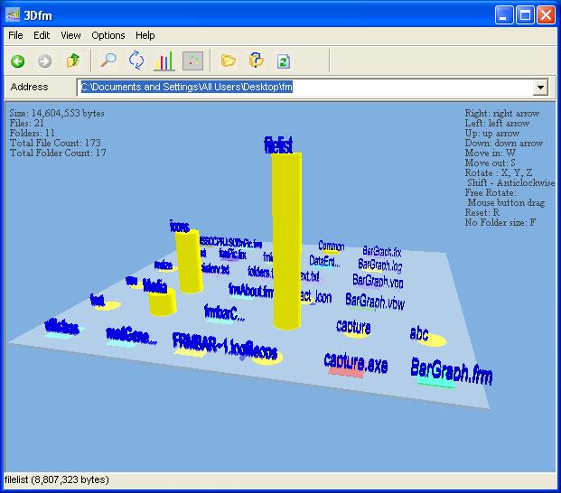 3Dfm Screenshot
