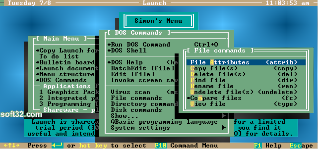 Arc Menu Screenshot 3