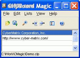 Clipboard Magic Screenshot 2