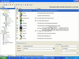 Absolute StartUp Screenshot 2