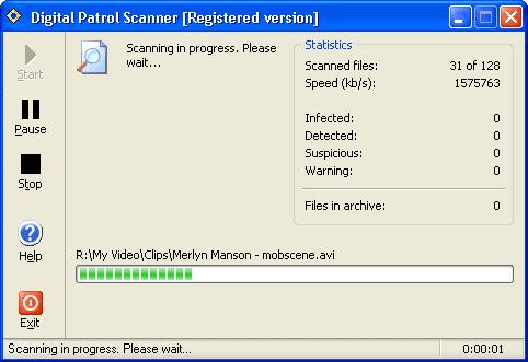 Digital Patrol Screenshot 1