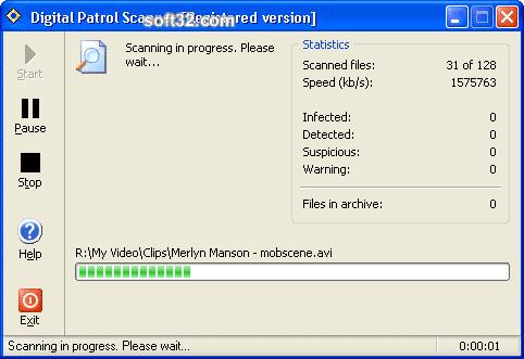 Digital Patrol Screenshot 2