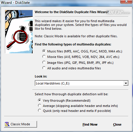 DiskState Screenshot 4