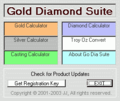 Gold Diamond Calculator Suite 1