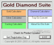 Gold Diamond Calculator Suite 3