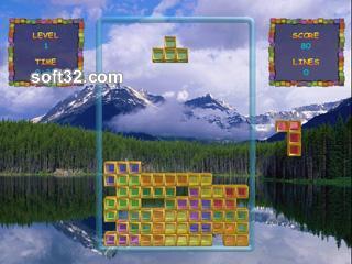 2001 TetRize Screenshot 3