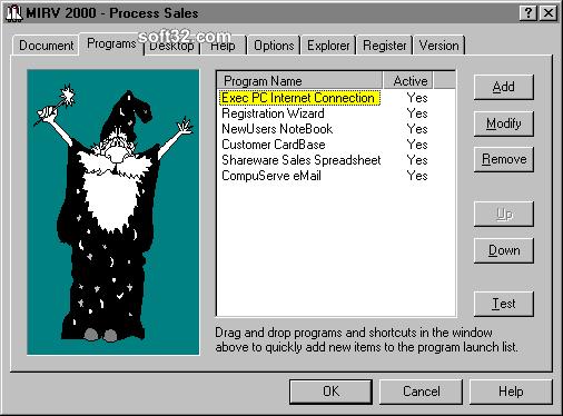 MIRV 2000 Screenshot 3
