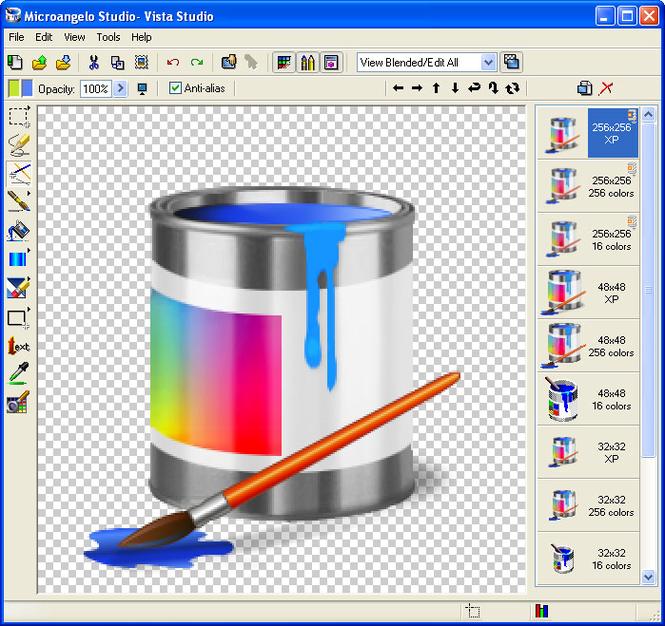 Microangelo Toolset Screenshot 1