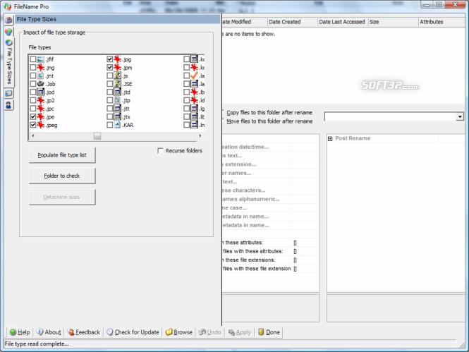 FileName Pro Screenshot 3