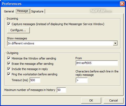 QuickMessenger Screenshot 4