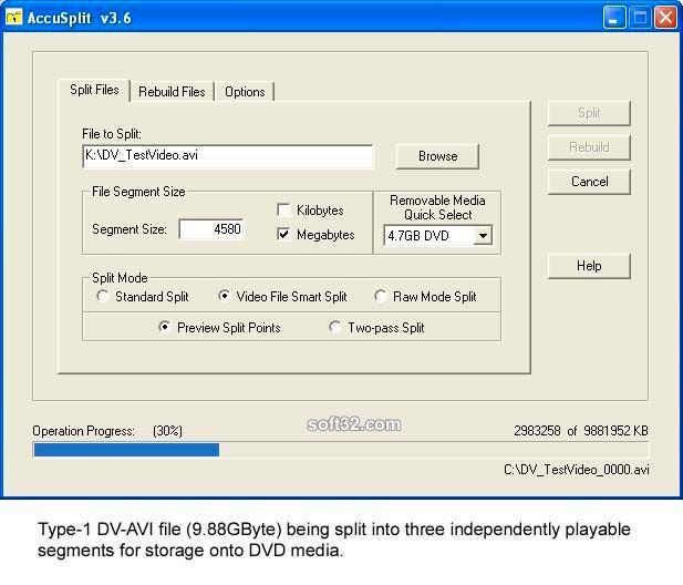 AccuSplit Screenshot 3