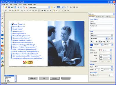 AutoPlay Express Screenshot 1