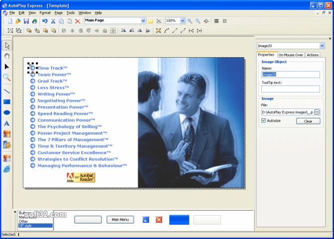 AutoPlay Express Screenshot 2