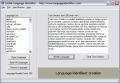Language Identifier 4