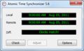 Atomic Time Synchronizer 1