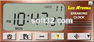 Multilingual Speaking Clock Screenshot 3