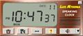 Multilingual Speaking Clock 1