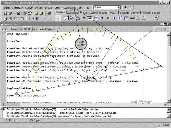 MB-Ruler Screenshot 2