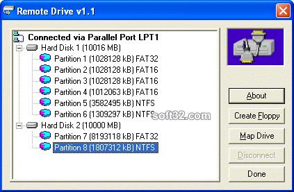REMOTE DRiVE Screenshot 2