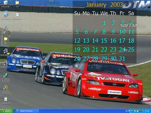 Calendarium Screenshot