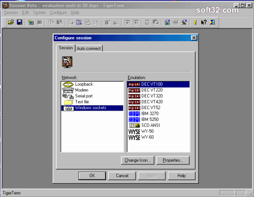 TigerTerm Screenshot