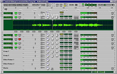 MultitrackStudio Lite Screenshot 3