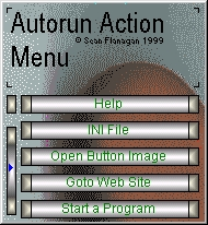 Autorun Action Menu Screenshot