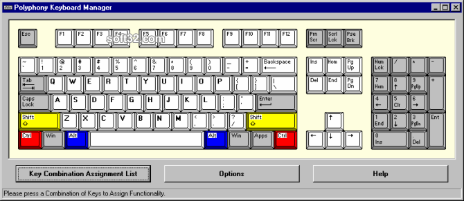 Keyboard Manager Deluxe Screenshot 3