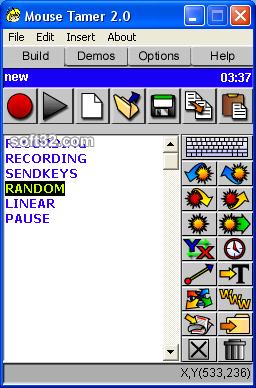 Mouse Tamer Screenshot 3