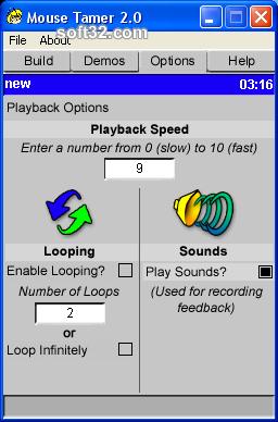 Mouse Tamer Screenshot 4