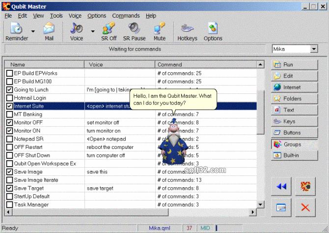Qubit Master Screenshot 3