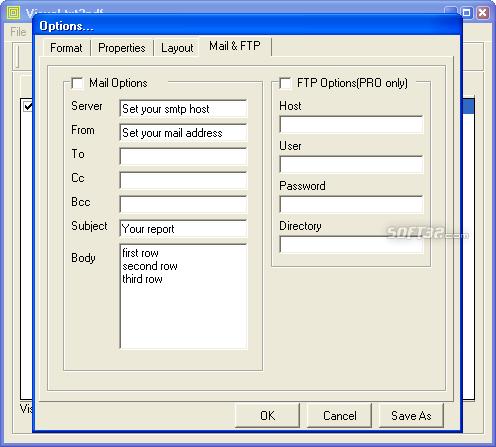 txt2pdf Screenshot 5