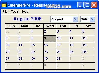 CalendarPro Screenshot 3