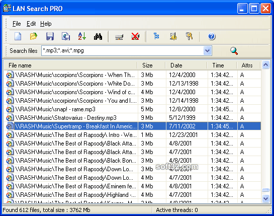 LAN Search Pro Screenshot 3
