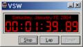 Virtual Stopwatch 1