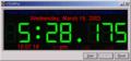 Virtual Stopwatch Pro 1