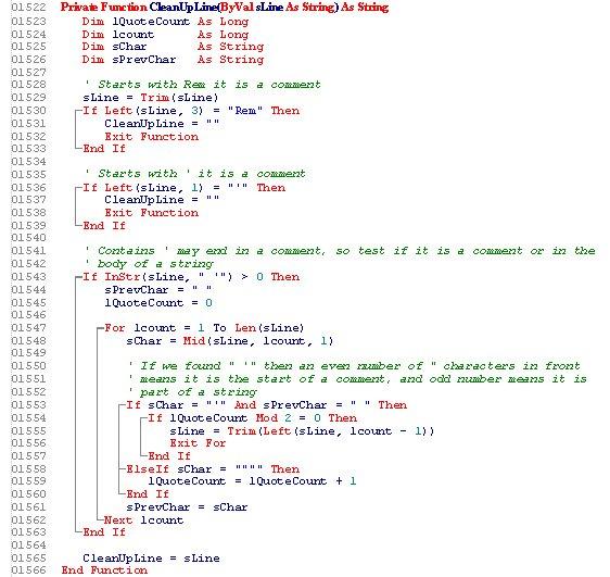 VBcodePrint Screenshot 1