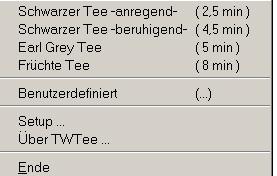 TWTee Screenshot 1