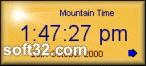 Zone Clock Screenshot 2