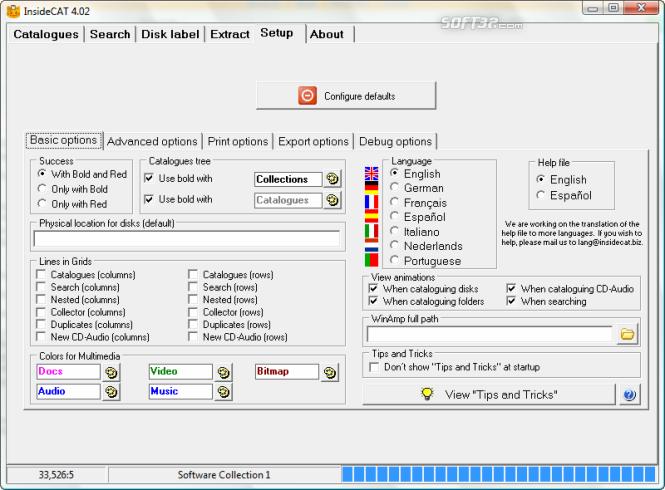 InsideCAT Lite Edition Screenshot 2