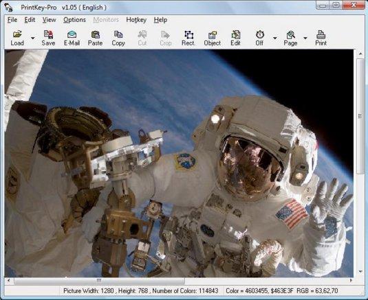 PrintKey-Pro Screenshot 1