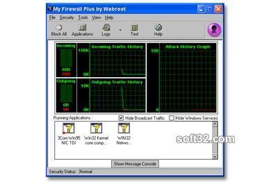 My Firewall Plus Screenshot 3