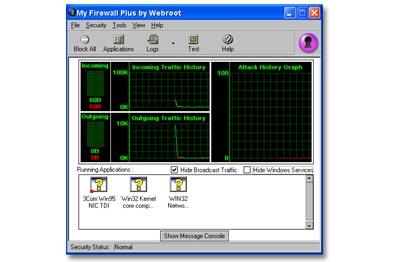 My Firewall Plus Screenshot 1