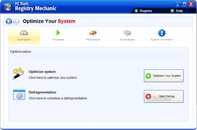 Registry Mechanic Screenshot 4